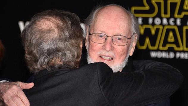 Джон Уилямс никога не е гледал Star Wars