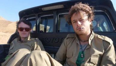 Пияни ирландци се озоваха на фронтовата линия в Сирия