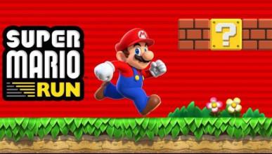 Super Mario Run идва за iPhone