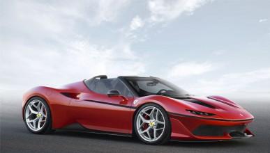 Ferrari J50 отбелязва японската годишнина