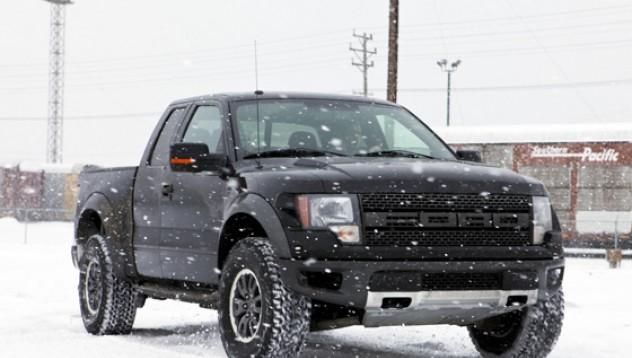 Ford ще те научи да караш в зимни условия