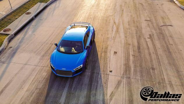 Audi R8 с повече конски сили от Veyron