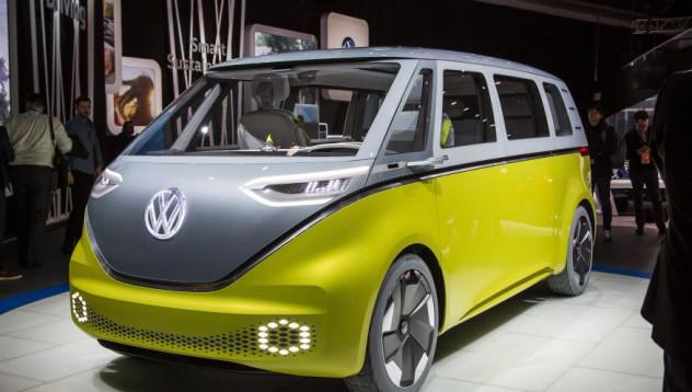 VW подготвят електромобилът на бъдещето
