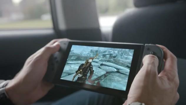 Nintendo Switch идва през март