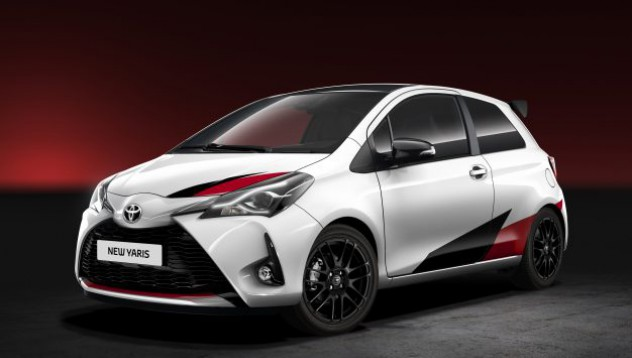 Toyota Yaris с 207 конски сили