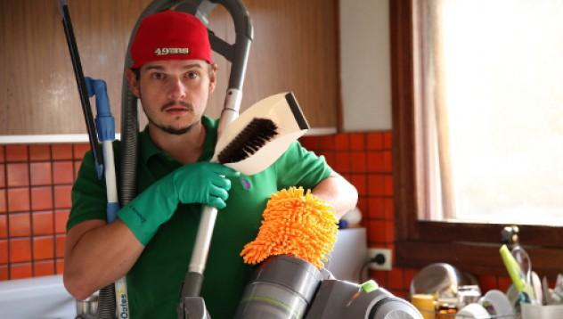 Мъж почисти дома си и стана милионер