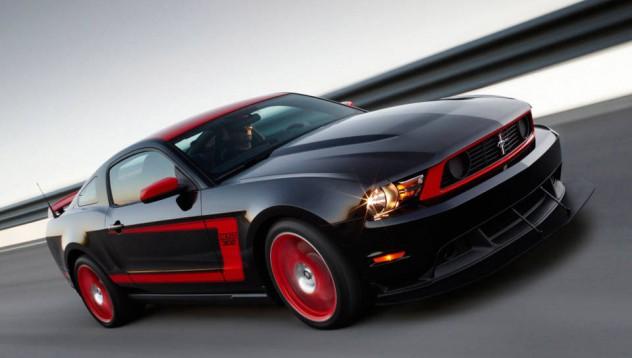 10-степенна скоростна кутия за Mustang