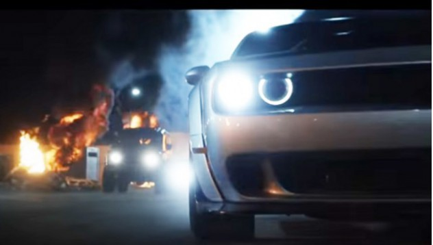 Вин Дизел ще кара Dodge Demon