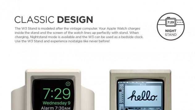 Поставка за умен часовник