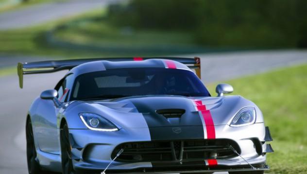 Dodge Viper се готви за рекорд на Нюрбургринг