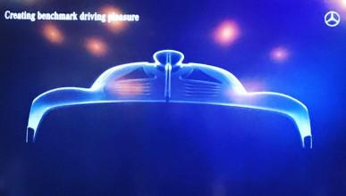 Mercedes-AMG подготвя хипер автомобил