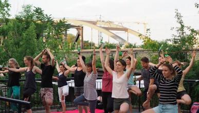 Бирената йога събира двете най-красиви занимания
