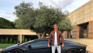 Роналдо откаран в болница