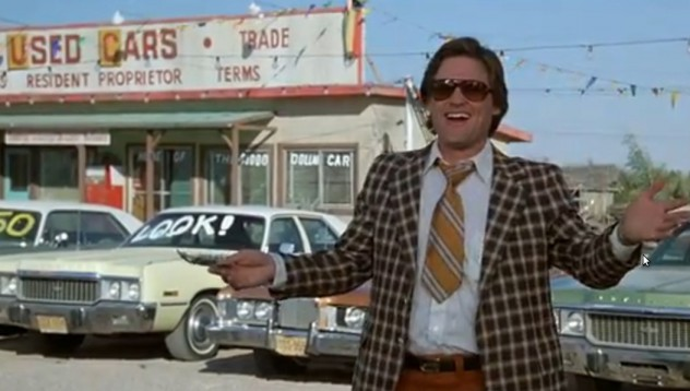 Покупката на нова кола без тези хора