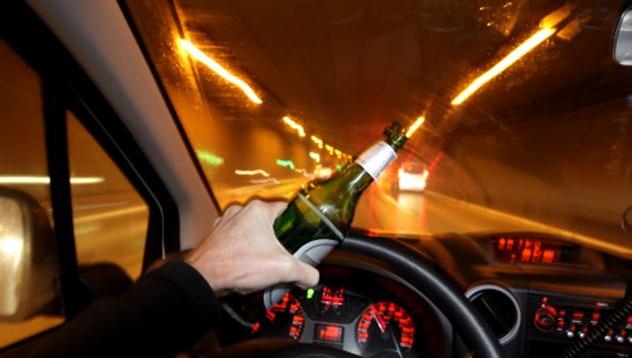 Заловиха пиян шофьор за 14-и път