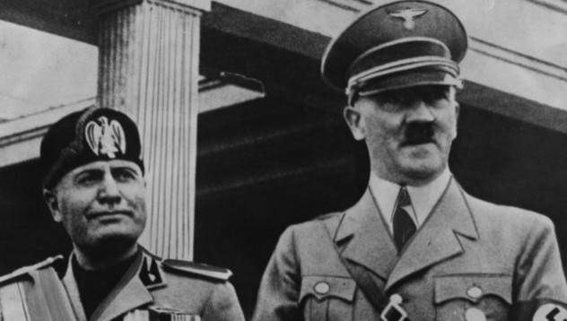 Заловиха двойника на Хитлер