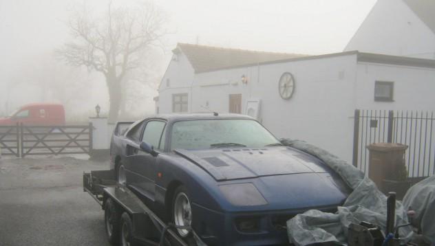 Колко струва реплика на Ferrari F40