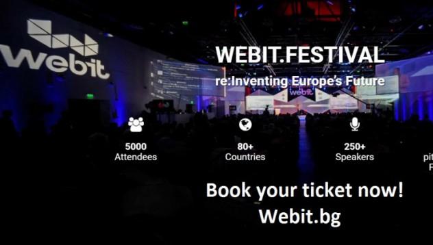 WEBIT Фестивал Европа
