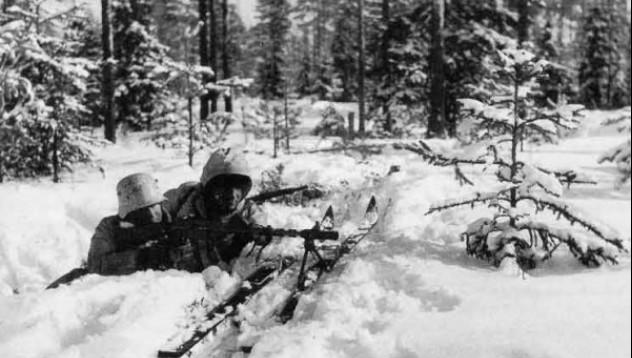 Финландия промени изкуството на войната