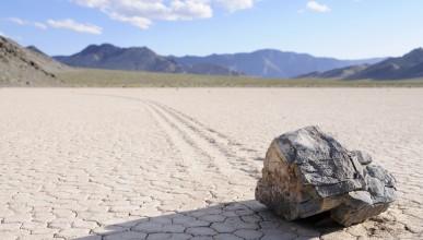Death Valley разкри 70-годишната си тайна