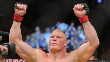 Брок Леснар напуска UFC