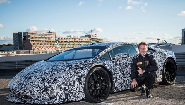 Lamborghini победи 918 Spyder