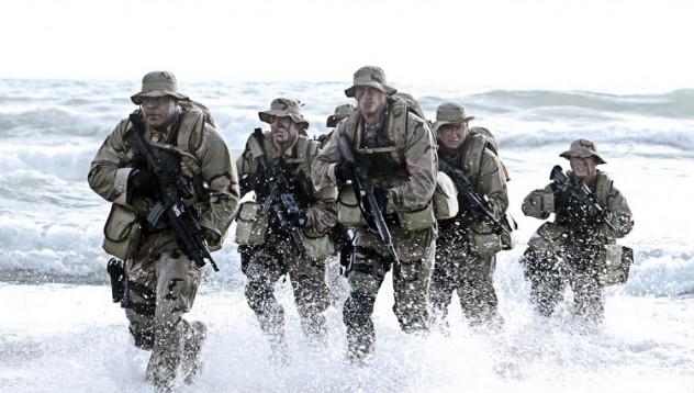 Медитацията на морските пехотинци за успокоение