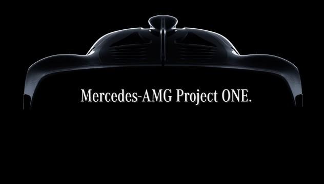 Mercedes-AMG представи двигателя на Project One
