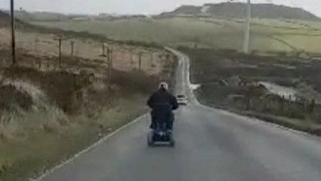 Да тунинговаш мобилен скутер