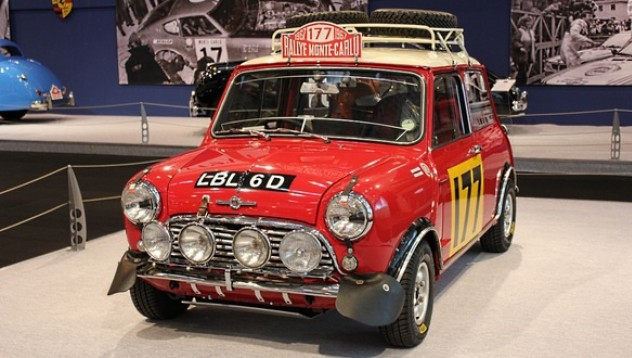 Mini Cooper S ще се върне обратно към Монте Карло