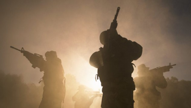 SAS ще започнат да охраняват Лондон