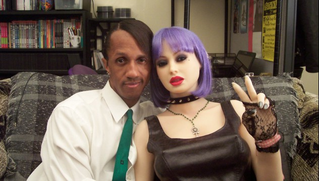 Да се омъжиш за секс кукла
