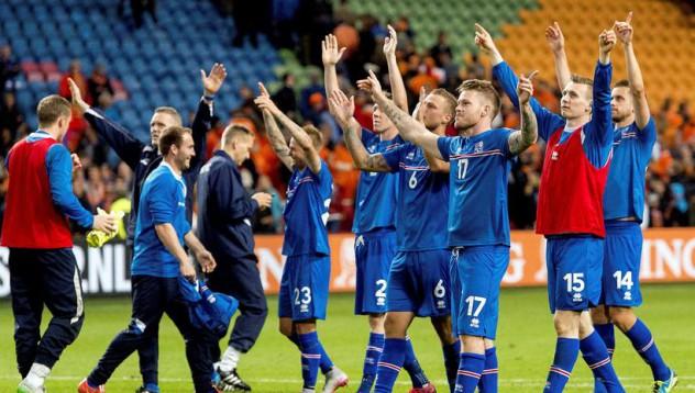 Исландия бере плодовете от Евро 2015