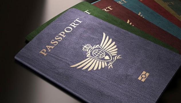 Ето причината да има четири цвята паспорти