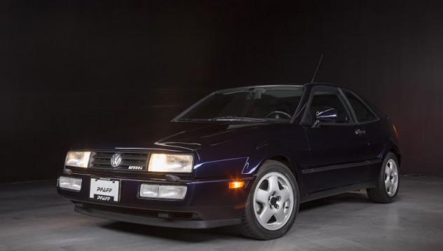 VW Corrado за 37 000 долара