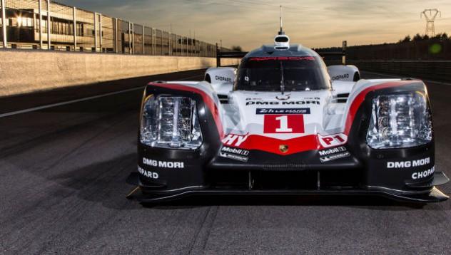 Porsche представи 919 Hybrid