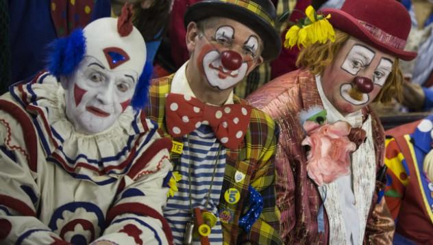 Клоуните не харесват римейка на