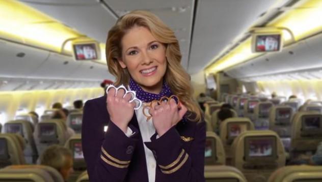 United Airlines събудиха интернет трола