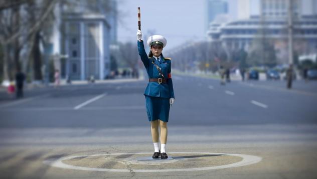 Междувременно в Северна Корея