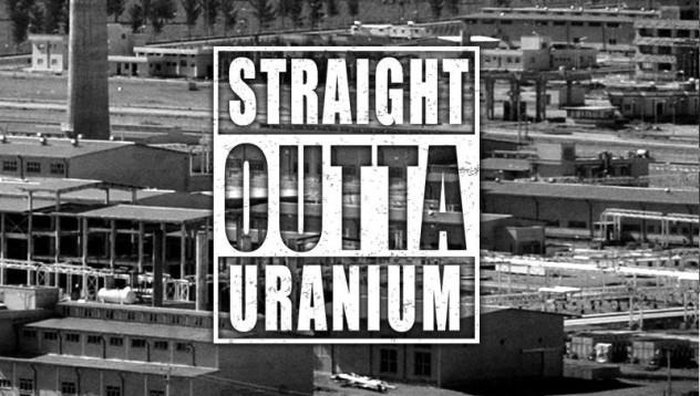 Хасково - урановата столица на България