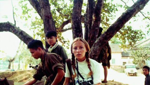 Жената, която показа човешката страна на Виетнам