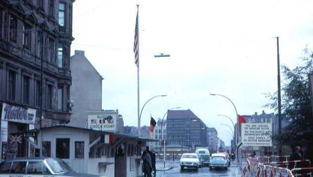 Английският агент, който прекара 6 седмици в Източен Берлин