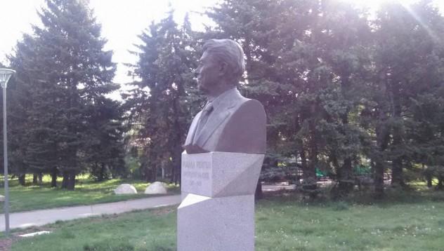 Паметник на Тодор Живков в Сентръл парк