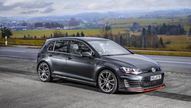 VW Golf ABT с визуален тунинг и повече понита