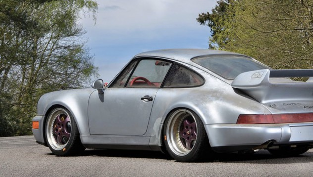 Едно забравено Porsche 911