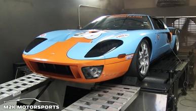 Ford GT MK2 мина Chiron