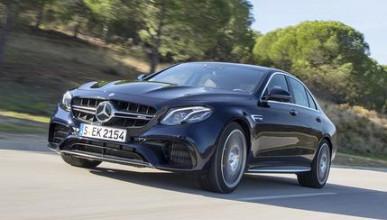 Колко точно може да вдигне Mercedes-AMG E63