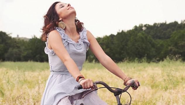 Вибрираща седалка за велосипед