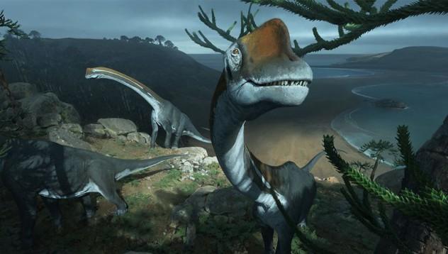 Откриха нов динозавър