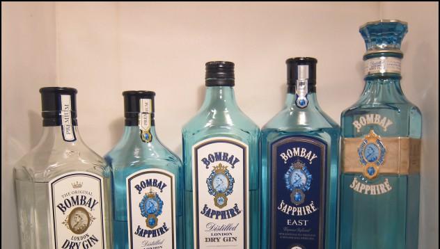 В Канада продават джин със 77% алкохол